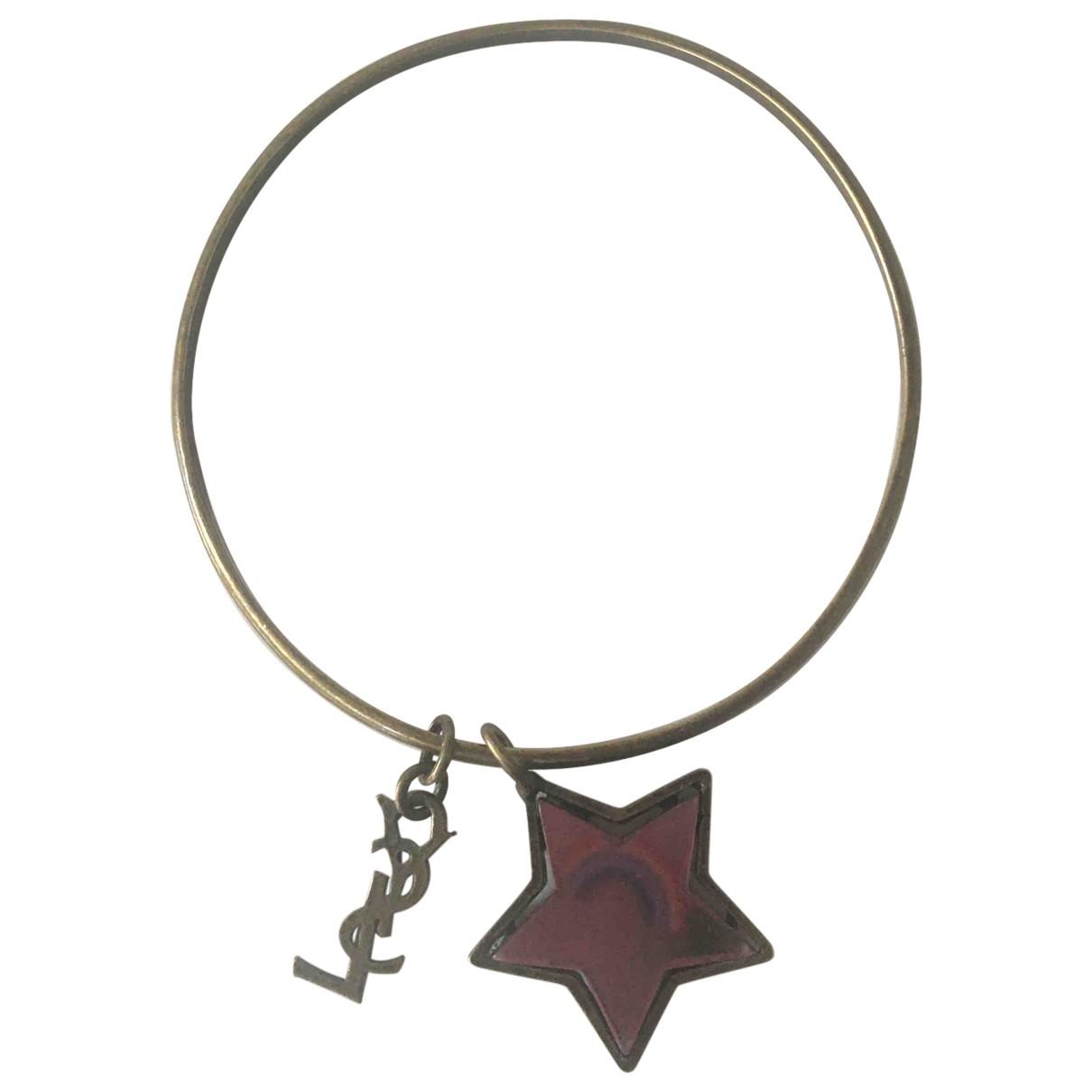 Saint Laurent - Bracelet   pour femme en metal