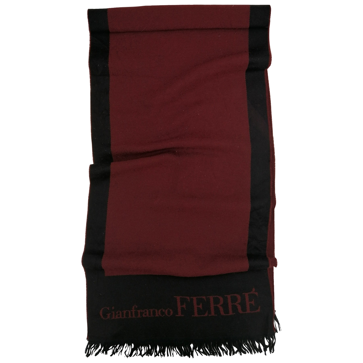 Pañuelo / bufanda de Lana Gianfranco Ferre