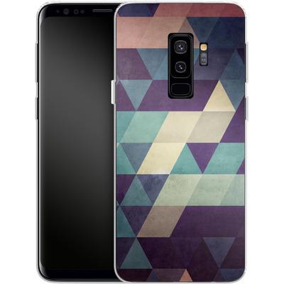 Samsung Galaxy S9 Plus Silikon Handyhuelle - Cryyp von Spires
