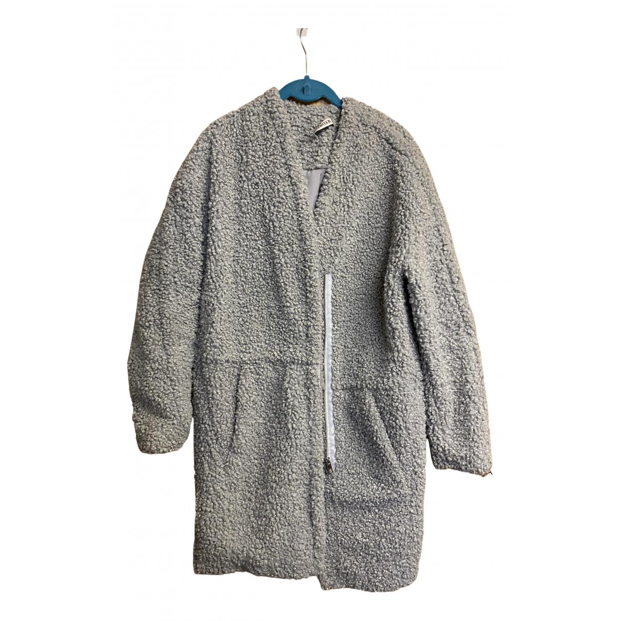 Edited - Manteau   pour femme - gris