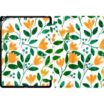 Apple iPad 9.7 (2017) Tablet Smart Case - Fresh Foliage  von Iisa Monttinen