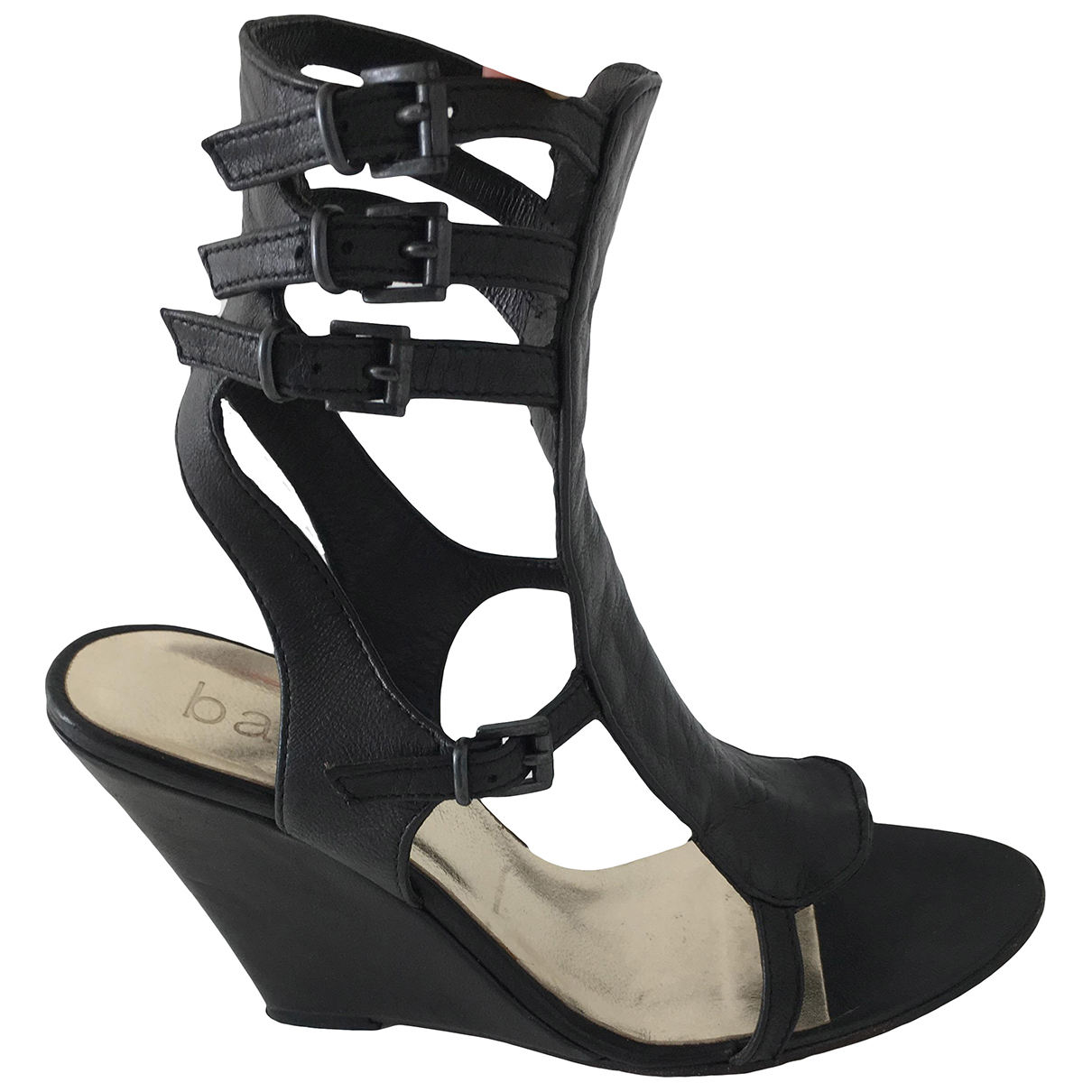 Sandalias romanas de Cuero Ba&sh