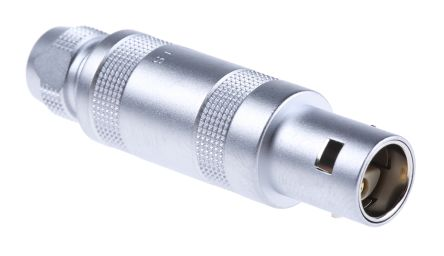 Lemo Connector, 2 contacts Cable Mount Plug, Solder