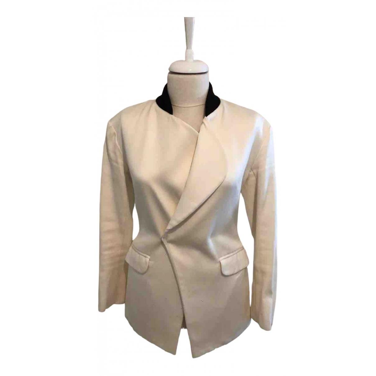 Roland Mouret N Cotton jacket for Women 36 FR