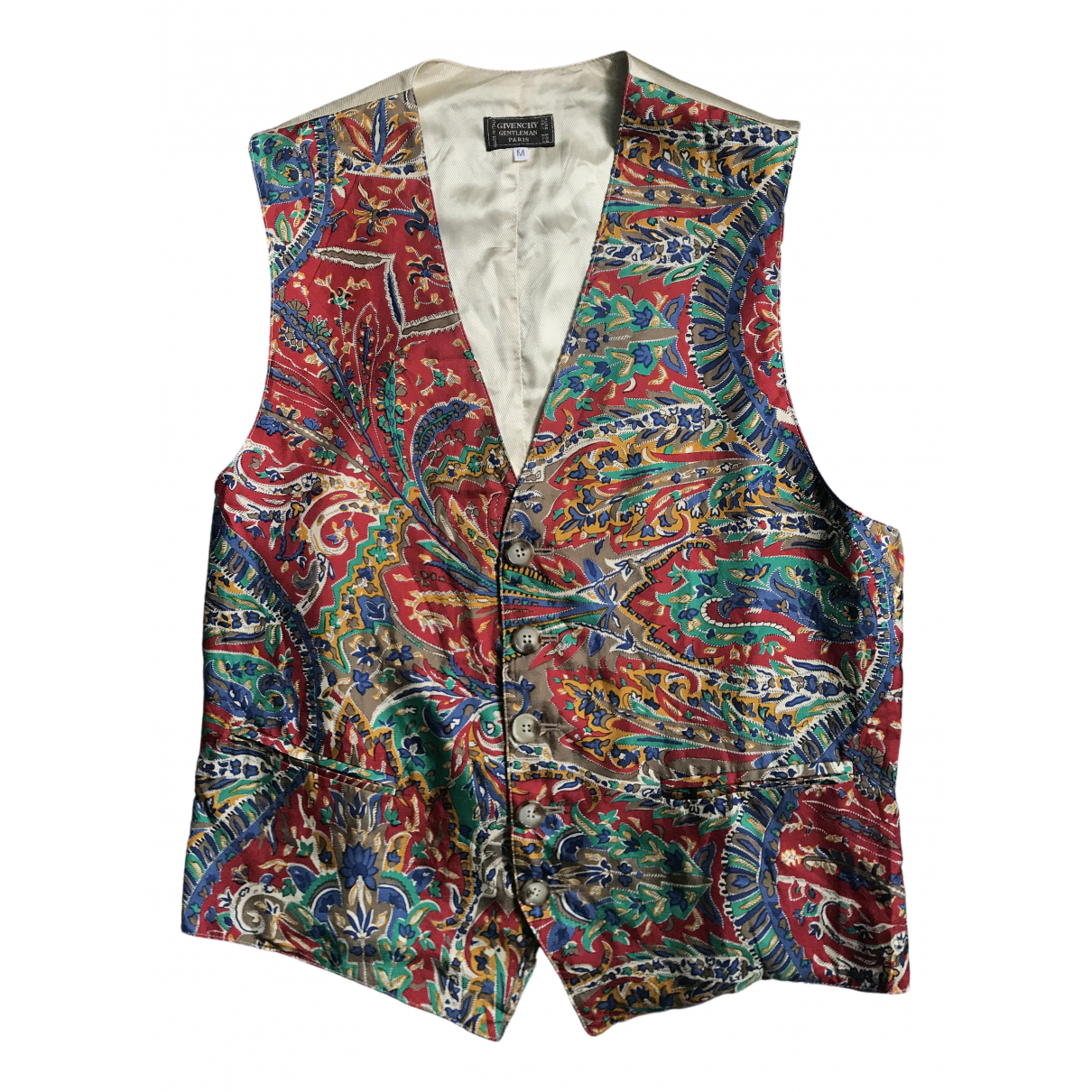 Givenchy \N Multicolour Silk Suits for Men M International