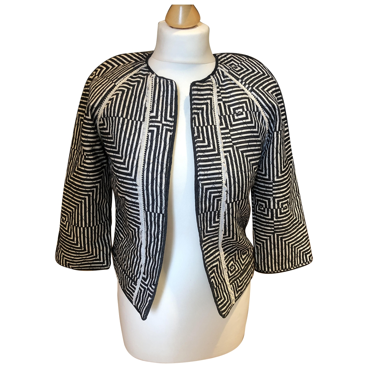 Non Signe / Unsigned \N Jacke in Polyester