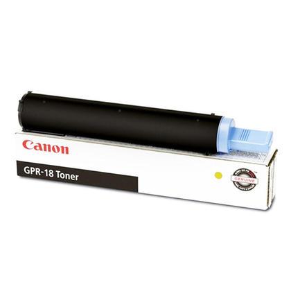 Canon GPR18 0384B003AA cartouche de toner originale noire