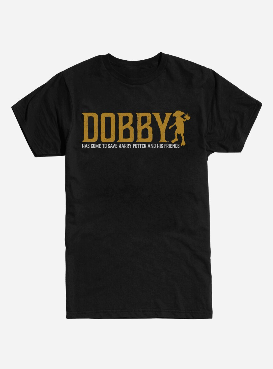 Harry Potter Dobby Picture T-Shirt