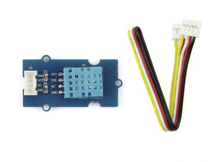 Seeed Studio 101020011, Temperature and Humidity Sensor for DHT11 for Grove System
