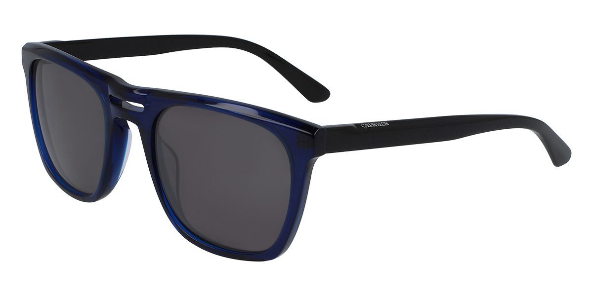 Calvin Klein CK20542S 405 Men's Sunglasses Blue Size 54