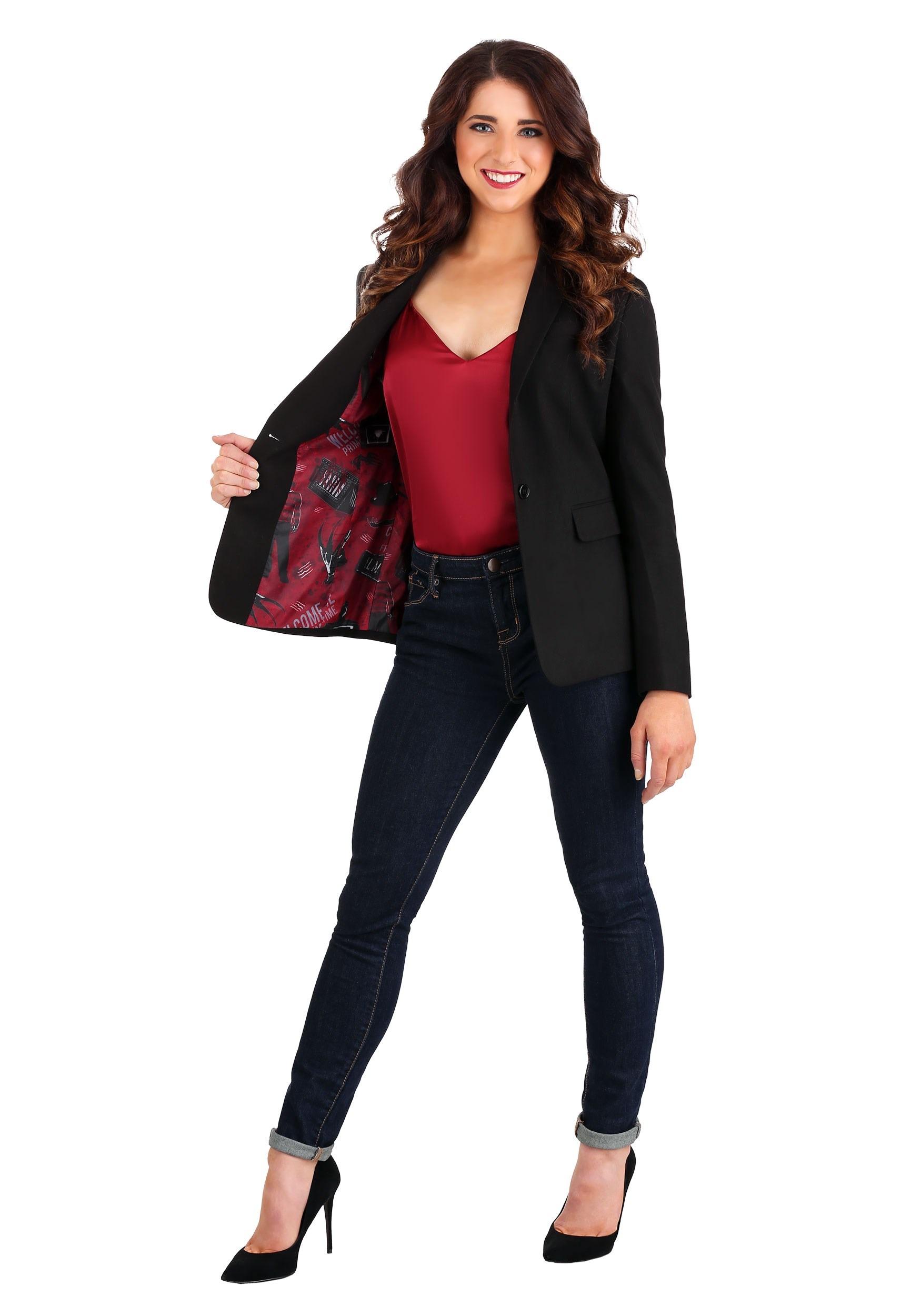 Nightmare on Elm Street Suit Jacket for Women
