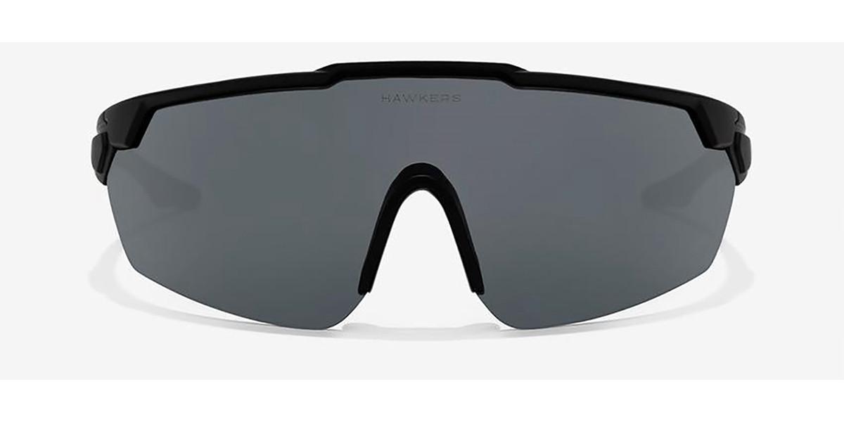 Hawkers Black Cycling 110058 Men's Sunglasses Black Size 143