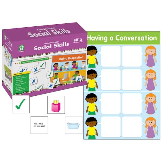 Social Skills File Folder Game, Grades Pre K-2 By Carson Dellosa | Michaels®
