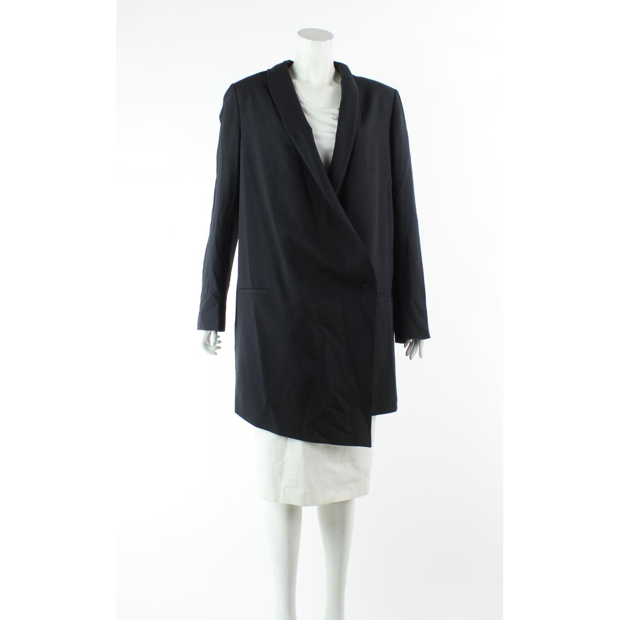 Iya Australia \N Black Cotton jacket for Women 14 UK