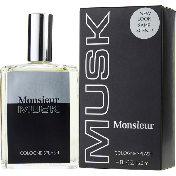 Monsieur Musk - Dana Colonia 120 ML