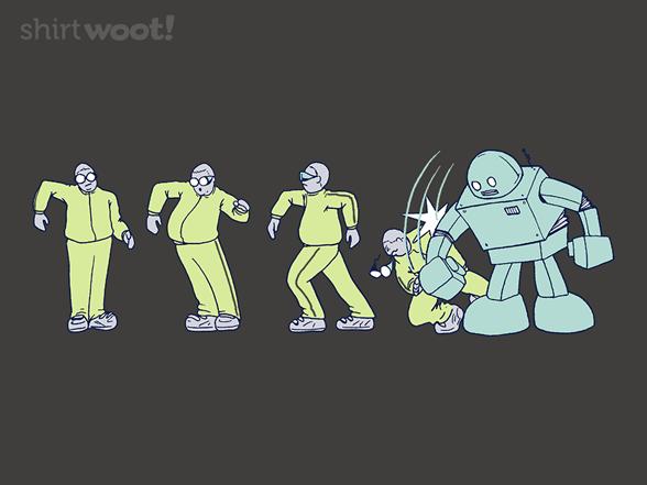 Do The Robot! T Shirt