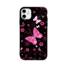 Butterfly Print iPhone Case