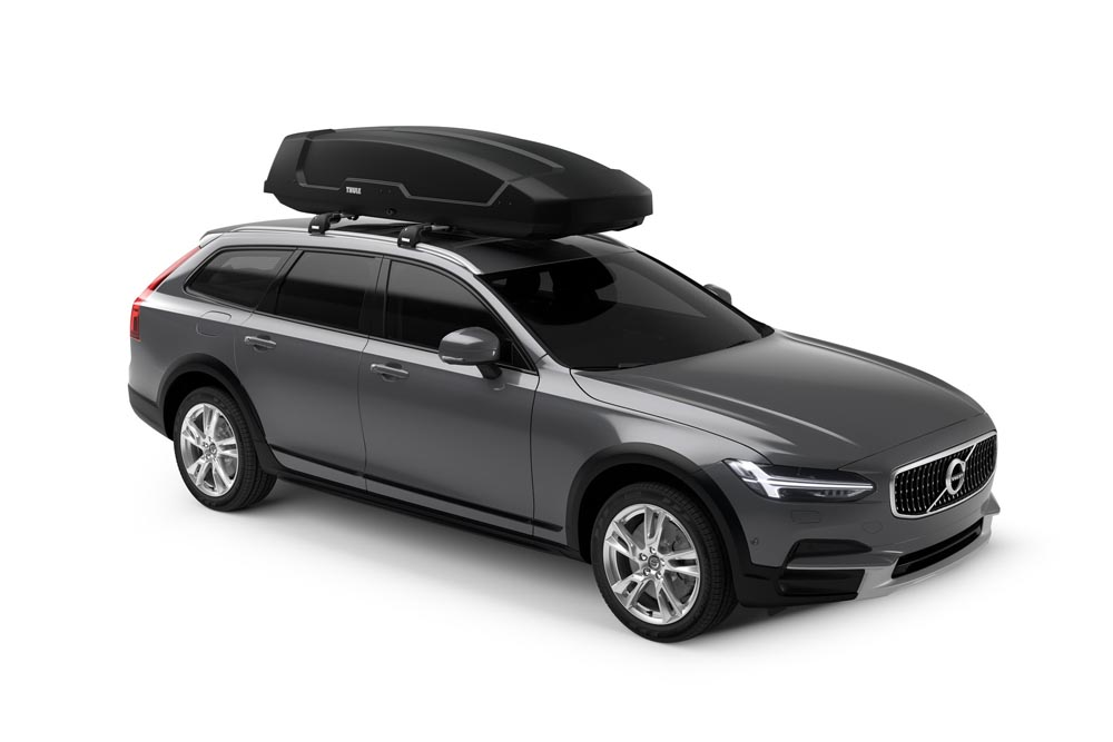Thule 635901 Force XT XXL Roof-Mounted Cargo Box - Black