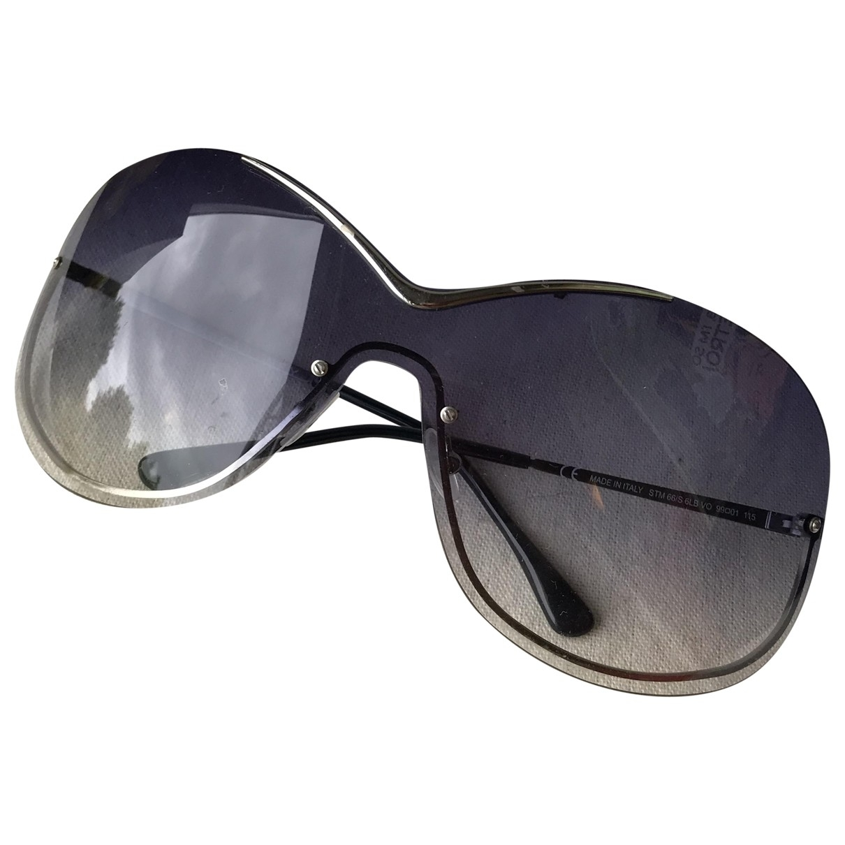 Stella Mccartney \N Silver Metal Sunglasses for Women \N