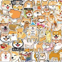50pcs Shiba Inu Sticker