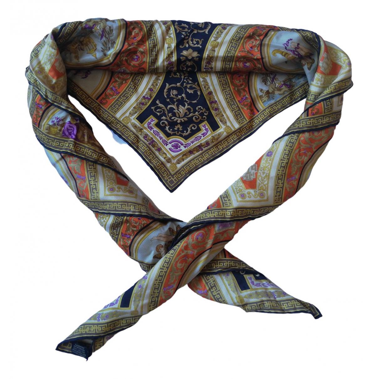 Etro - Foulard   pour femme en soie - multicolore