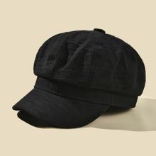 Einfache Baeckerjunge Kappe