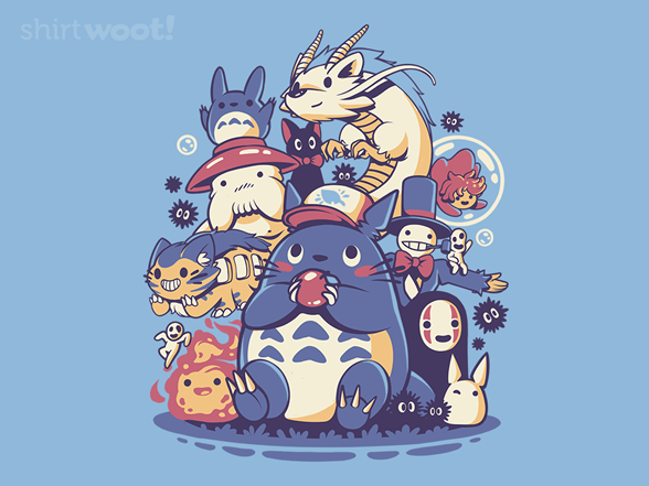 Friendly Creatures T Shirt
