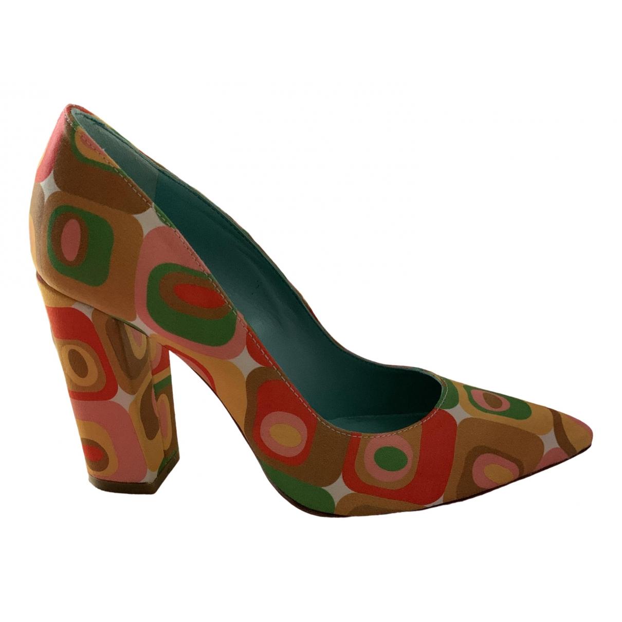 45rpm \N Multicolour Heels for Women 36 EU