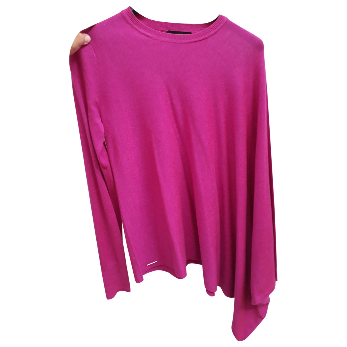 Ted Baker \N Pullover in  Rosa Wolle