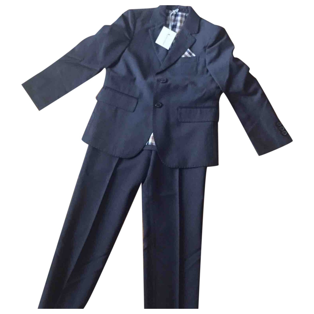 Aquascutum \N Grey Wool Outfits for Kids 6 years - up to 114cm FR
