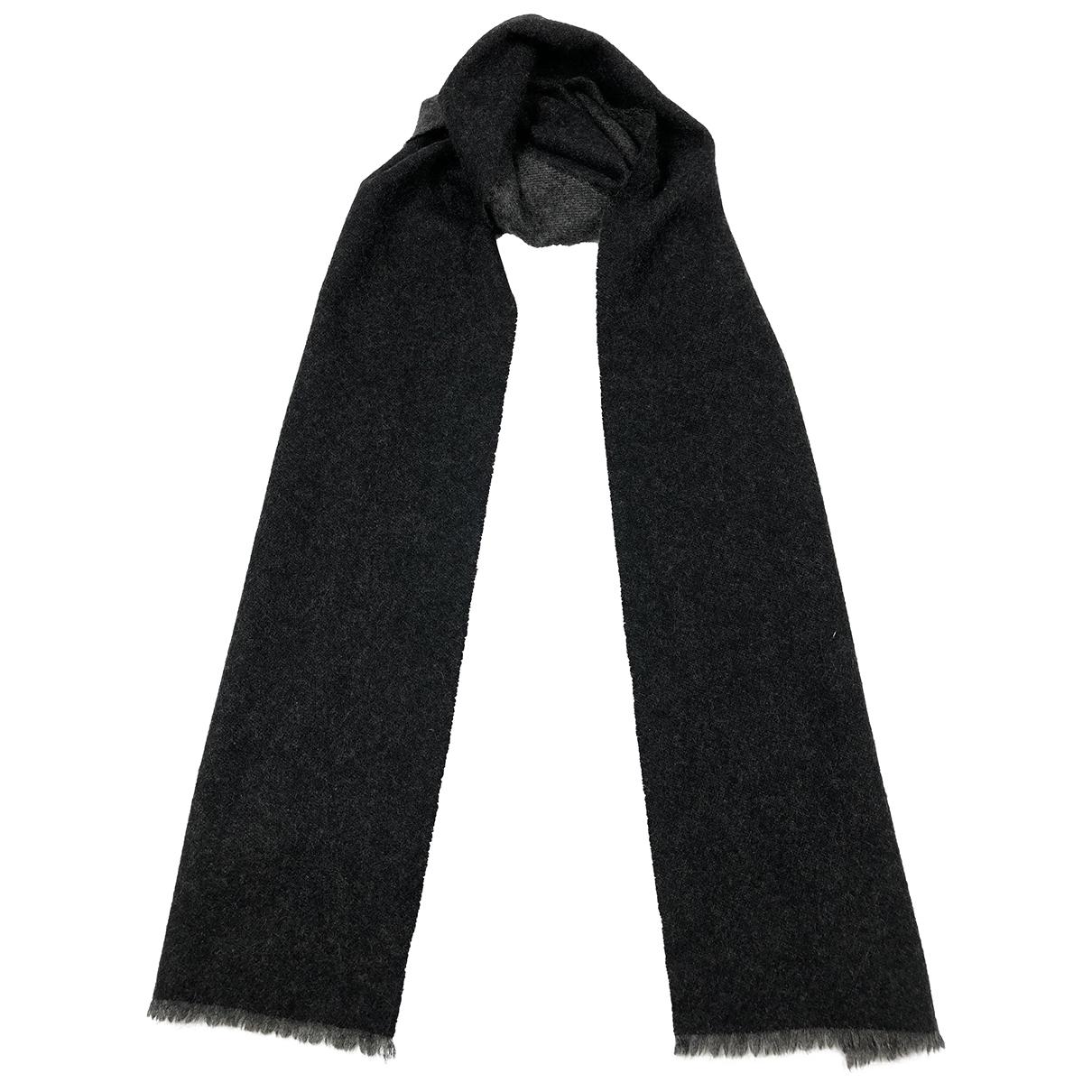 Calvin Klein - Cheches.Echarpes   pour homme en cachemire - anthracite