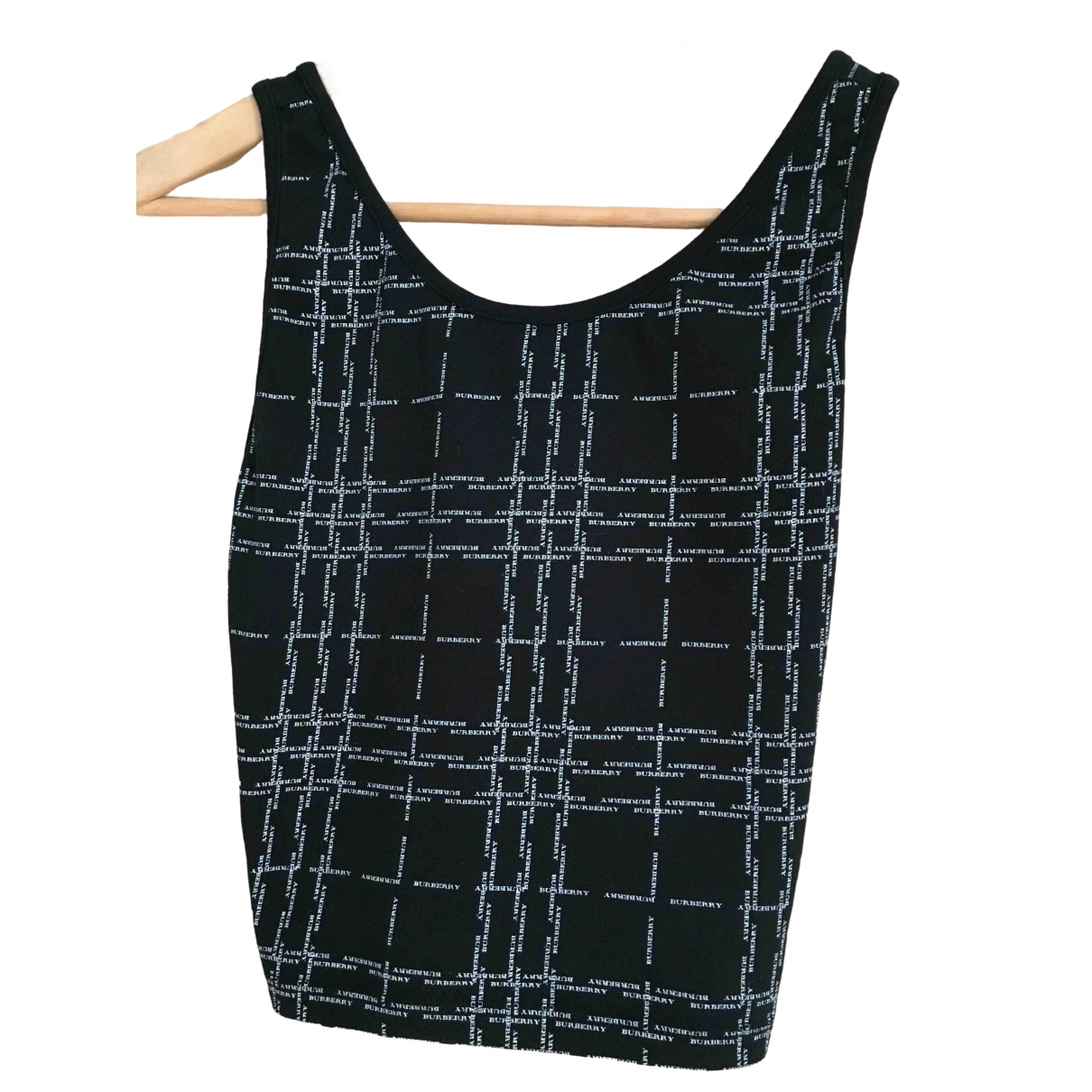 Burberry \N Multicolour Cotton  top for Kids 12 years - XS
