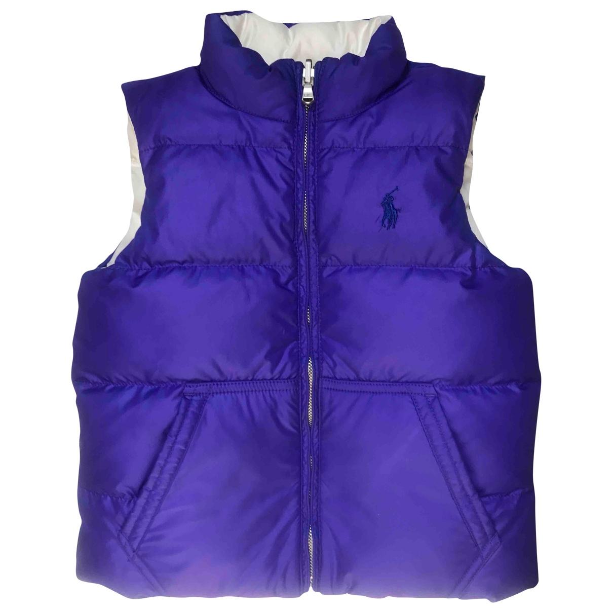 Polo Ralph Lauren - Blousons.Manteaux   pour enfant - multicolore