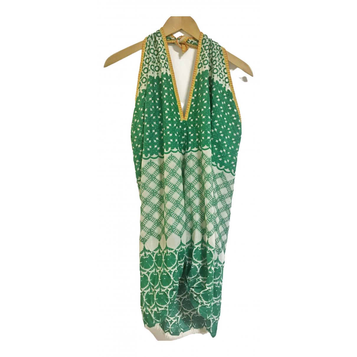 Tsumori Chisato \N Green Cotton Swimwear for Women 3 0-5