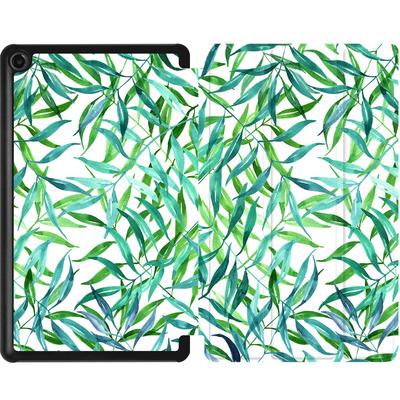 Amazon Fire 7 (2017) Tablet Smart Case - Palm Print von Becky Starsmore