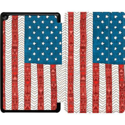 Amazon Fire HD 8 (2017) Tablet Smart Case - USA von Bianca Green
