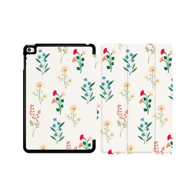 Apple iPad mini 4 Tablet Smart Case - Leafy Green von Iisa Monttinen