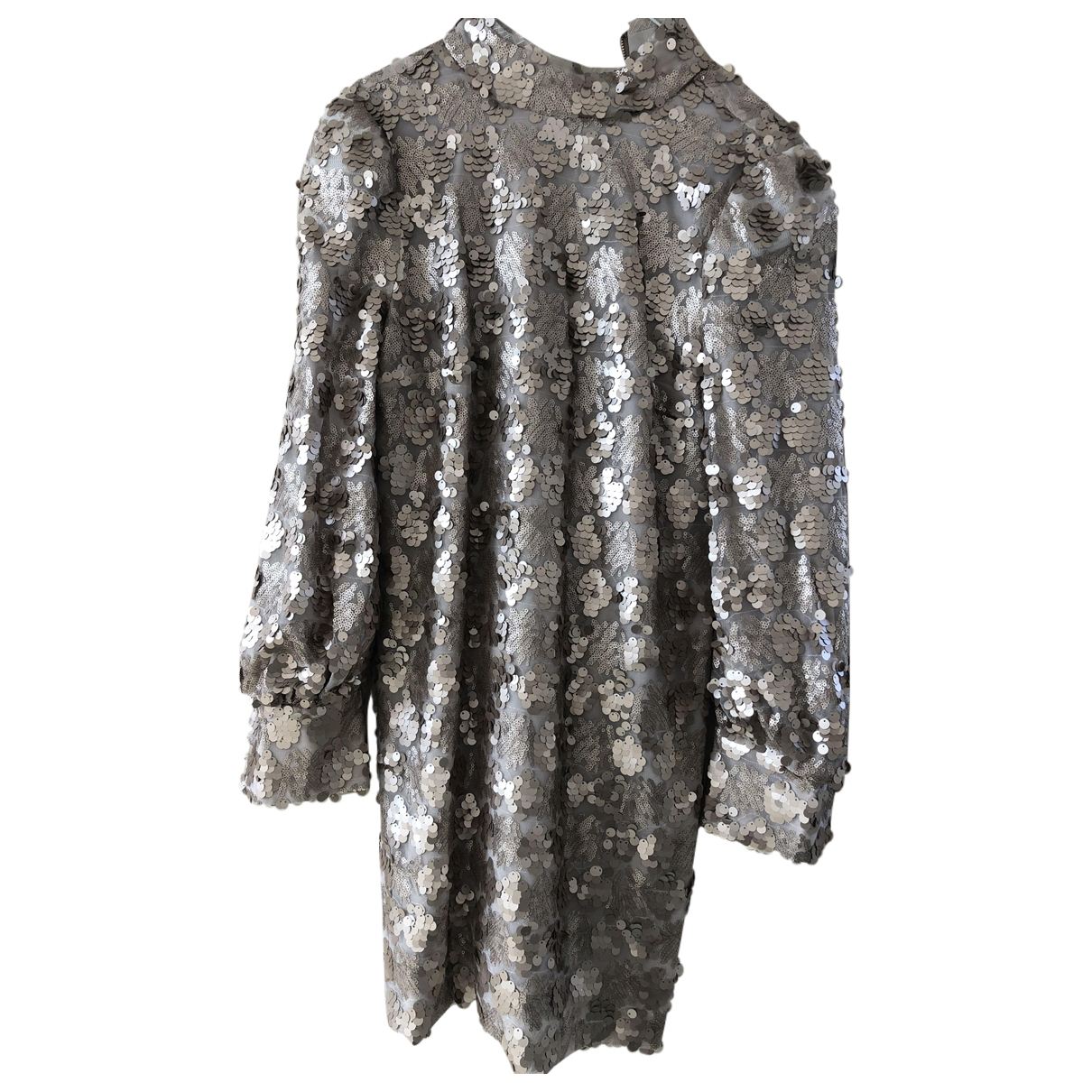 Elliatt Collective \N Kleid in  Gold Polyester