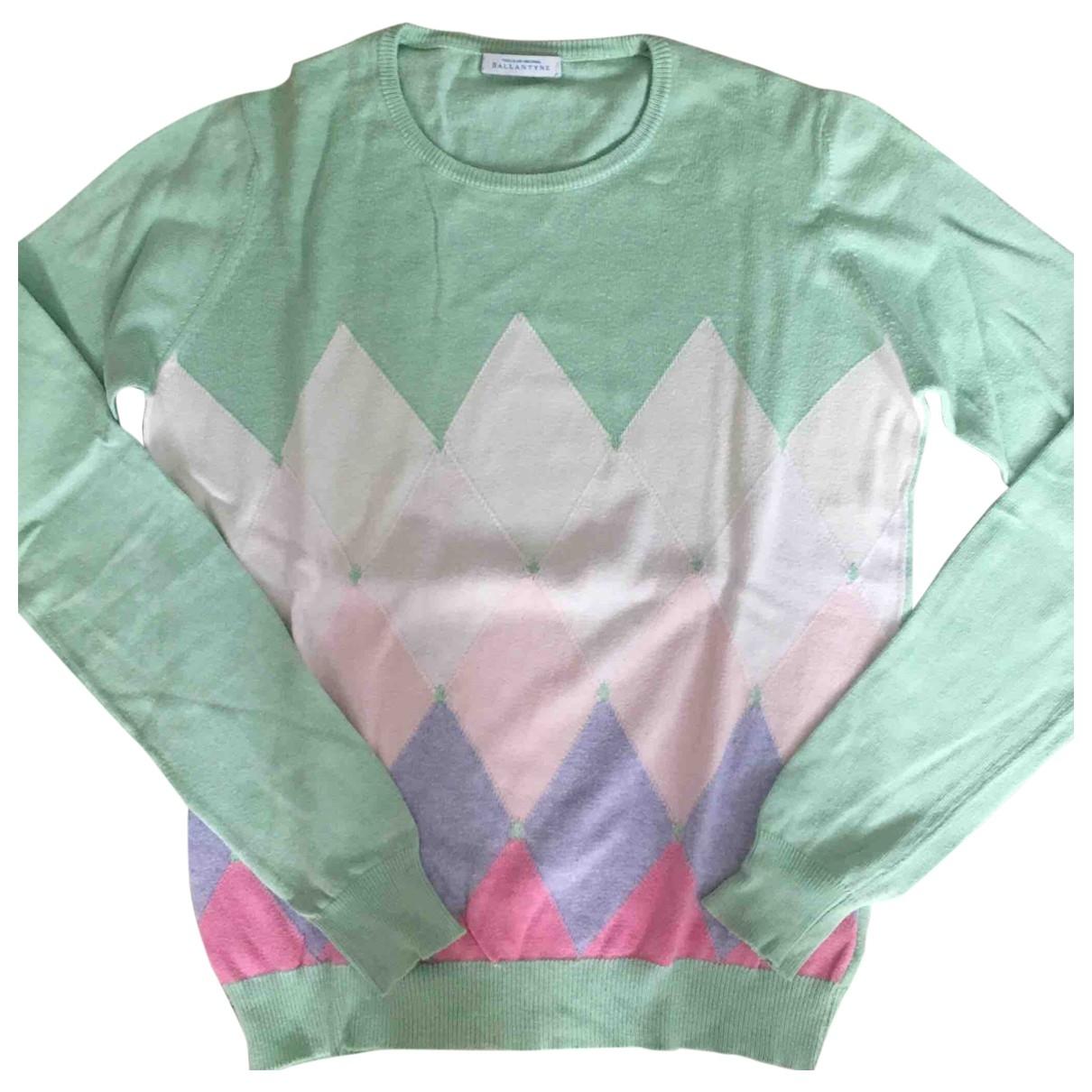Ballantyne \N Pullover in  Bunt Baumwolle