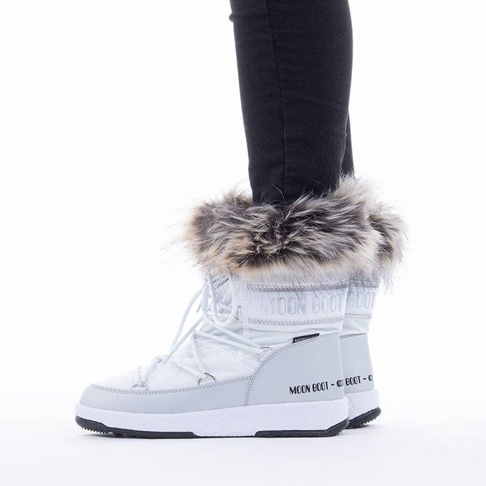 Moon Boot Jr Girl Monaco Low 34052400 001