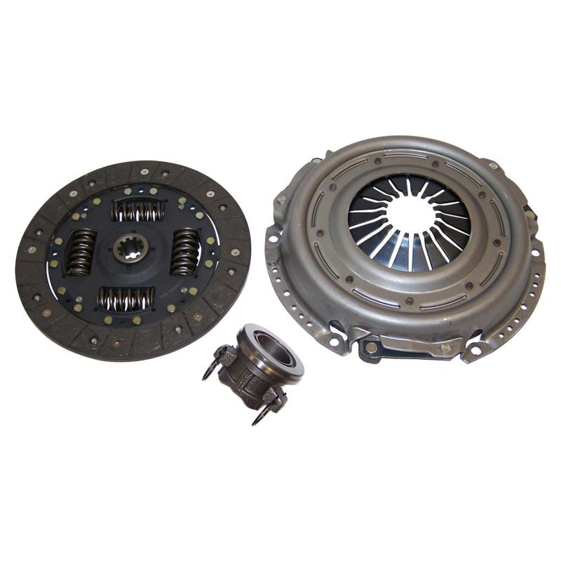 Crown Automotive 4864835K Jeep Replacement Clutch Kit for 97-99 Jeep XJ Cherokee, ZG (Euro) Grand Cherokee w/ 2.5L Dsl. Eng Jeep