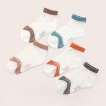 5 Paare Kinder Sockchen mit Hohlen