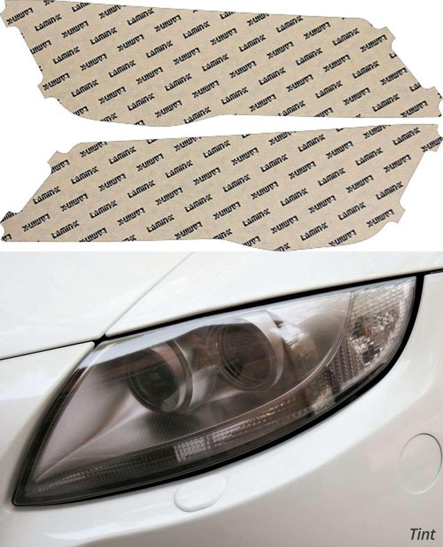 Audi A7 12-15 Tint Headlight Covers Lamin-X A026T