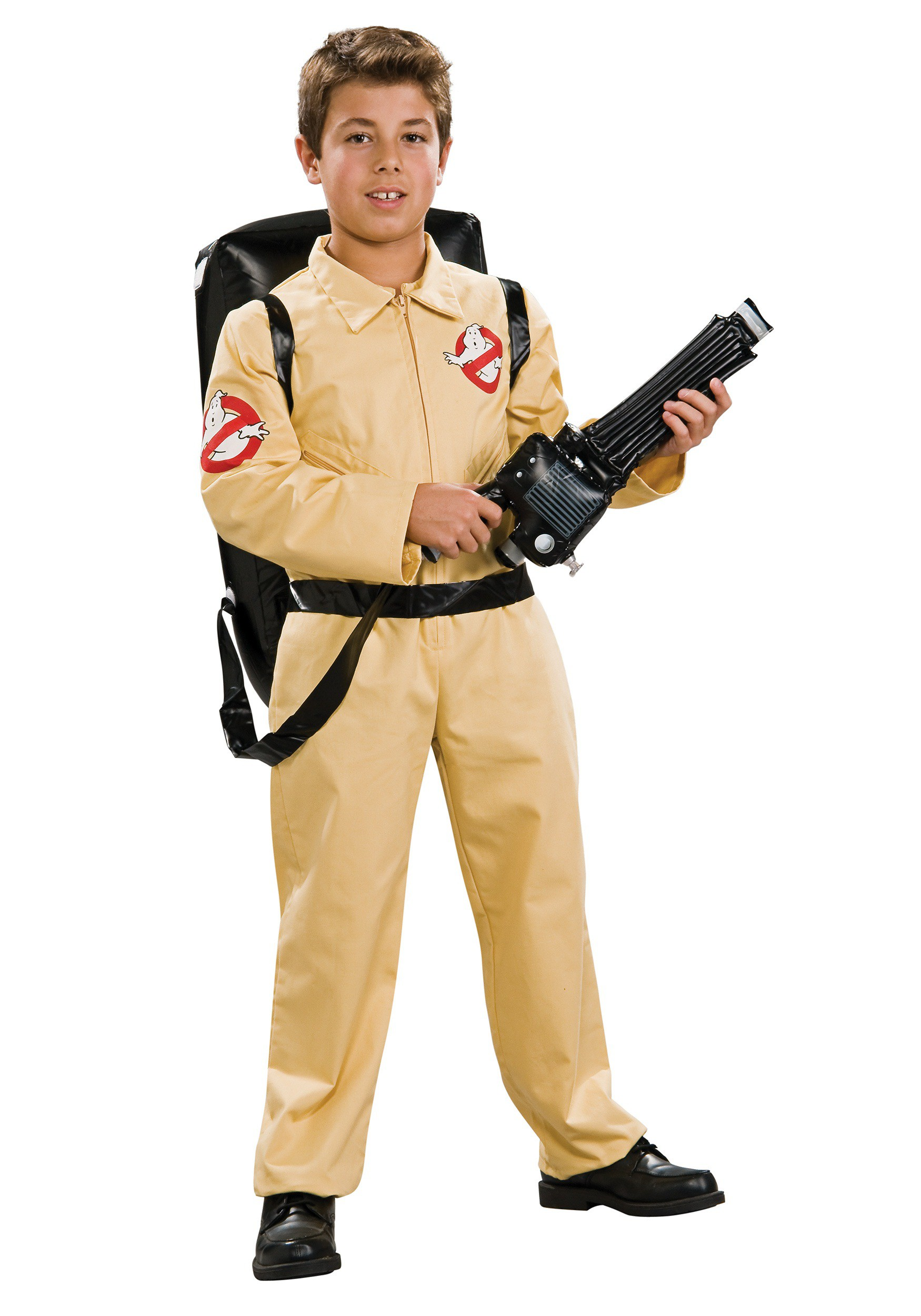 Deluxe Ghostbusters Costume for Boys