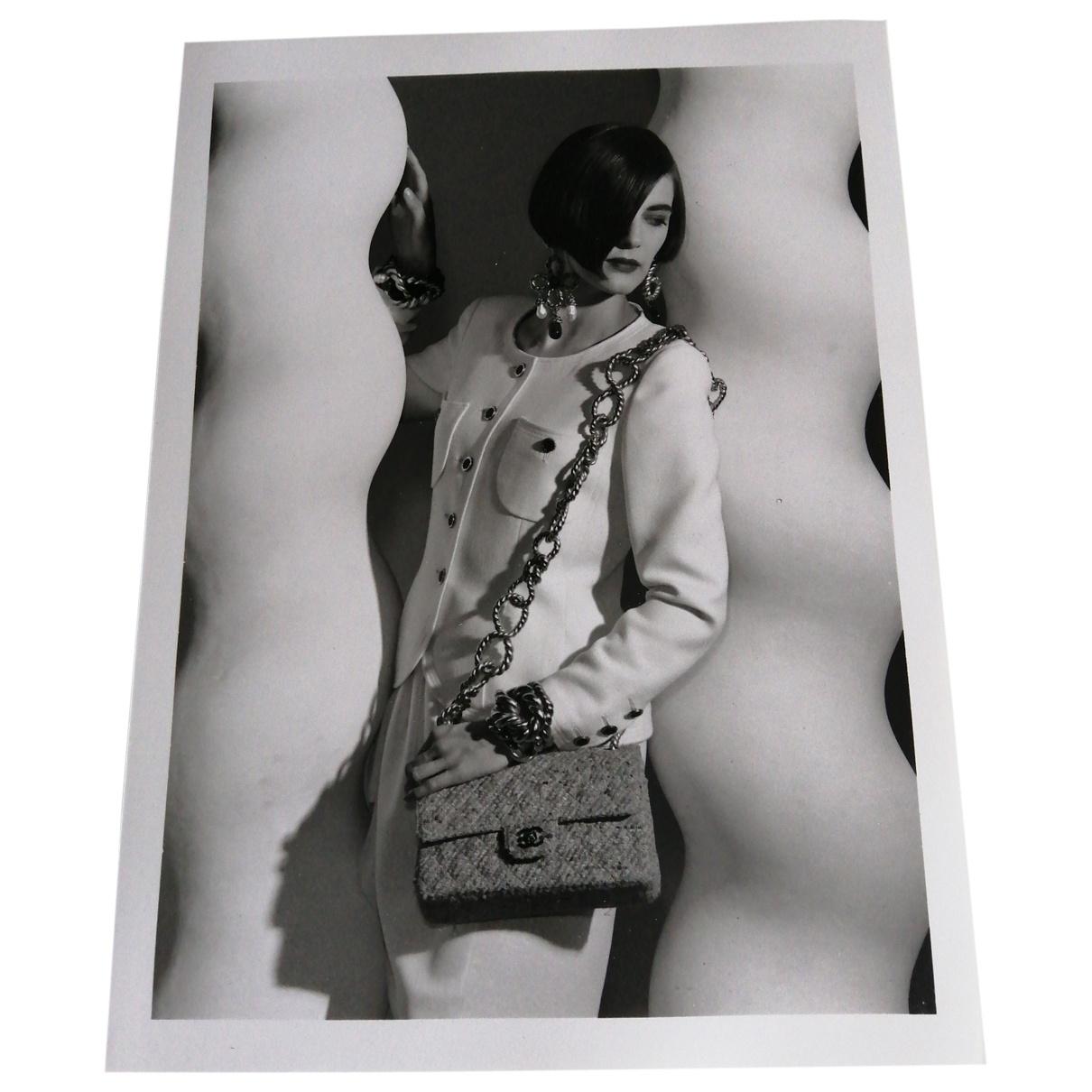 Chanel - Photographie   pour lifestyle en coton - multicolore