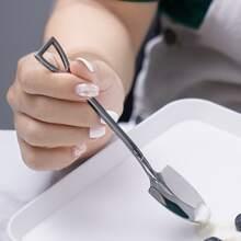 1 pieza cuchara en forma de pala