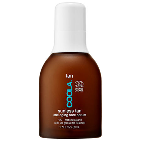 COOLA Sunless Tan Anti-Aging Face Serum, One Size , Multiple Colors