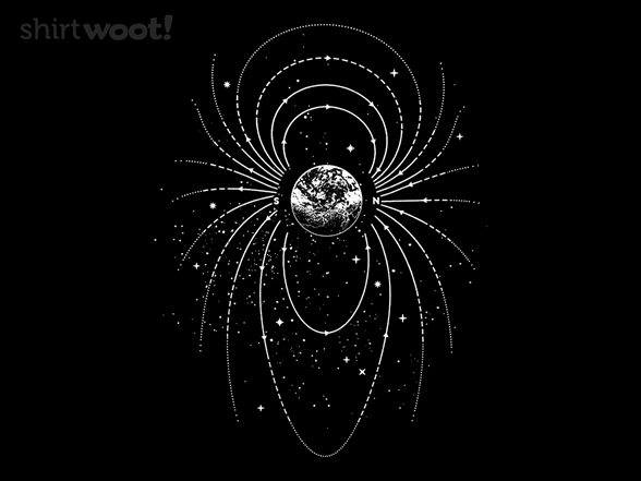 Magnetosphere T Shirt