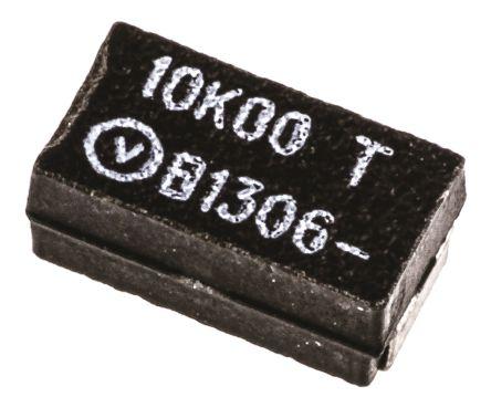 Vishay Foil Resistors 10kΩ Metal Foil SMD Resistor ±0.01% 0.25W - SMR1D 10K
