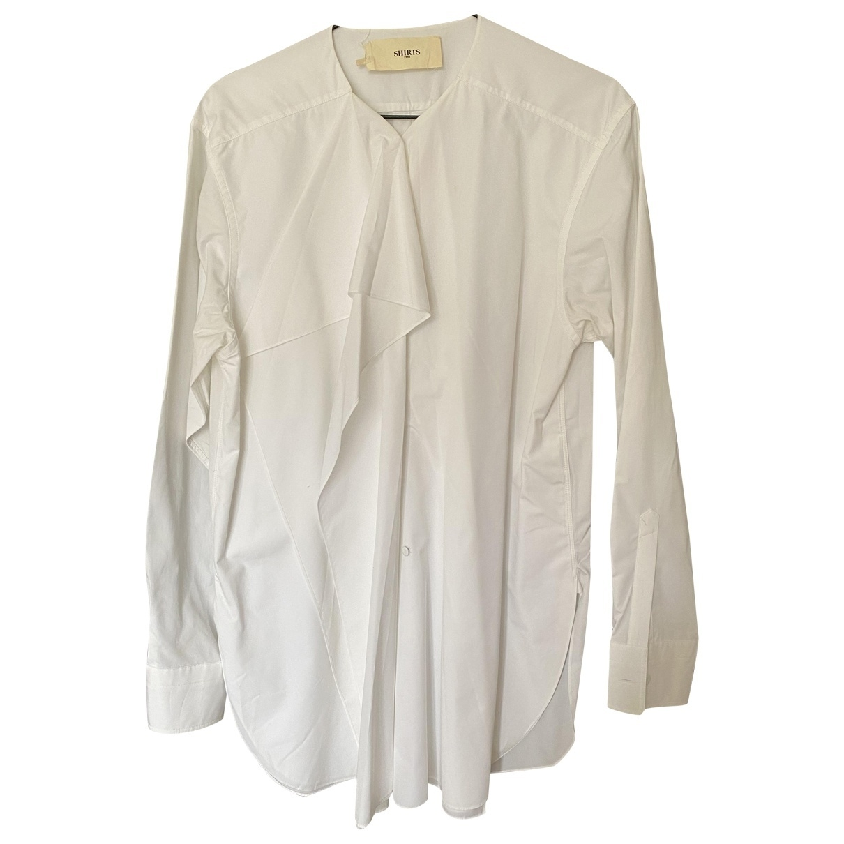 Ports 1961 \N White Cotton  top for Women 40 IT